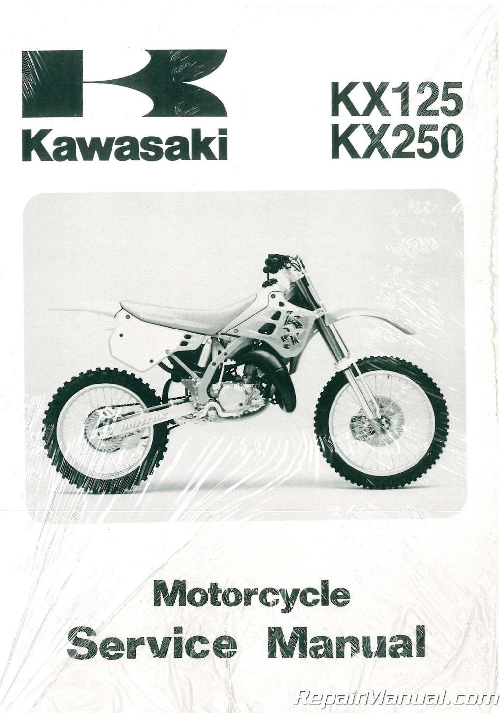 1990  u2013 1991 kawasaki kx125h1 kx250h1 service manual kx 125 wiring diagram kx 125 wiring diagram kx 125 wiring diagram kx 125 wiring diagram
