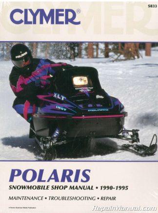 Polaris Snowmobile Manuals - Repair Manuals Online