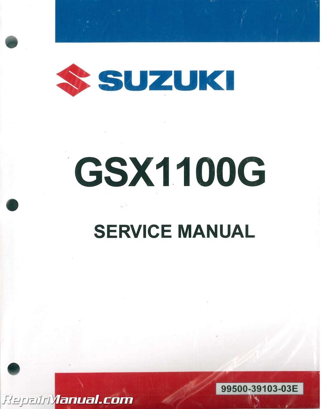 1991 1994 suzuki gsx1100g motorcycle service manual rh repairmanual com suzuki gsx 1100 g repair manual pdf suzuki gsx 1100 repair manual