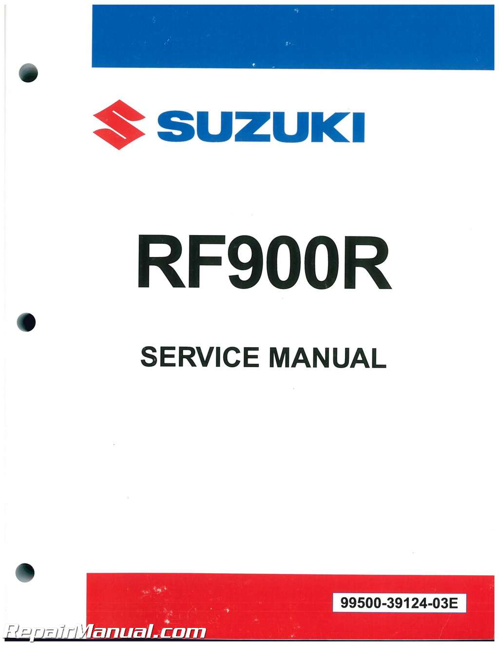 Suzuki Rv50 Motorcycle Service Manual Auto Electrical Wiring Diagram Dr250 1994