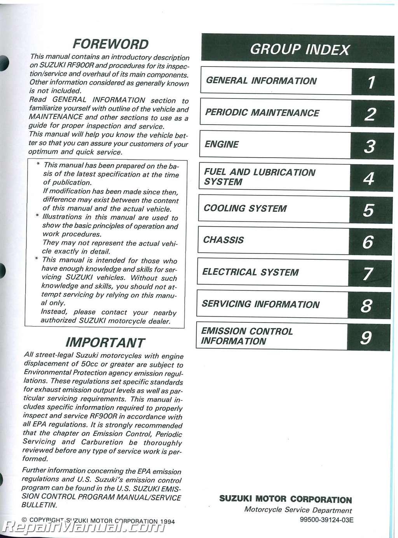 ... 1994-1997-Suzuki-RF900R-Service-Manual_003.jpg ...