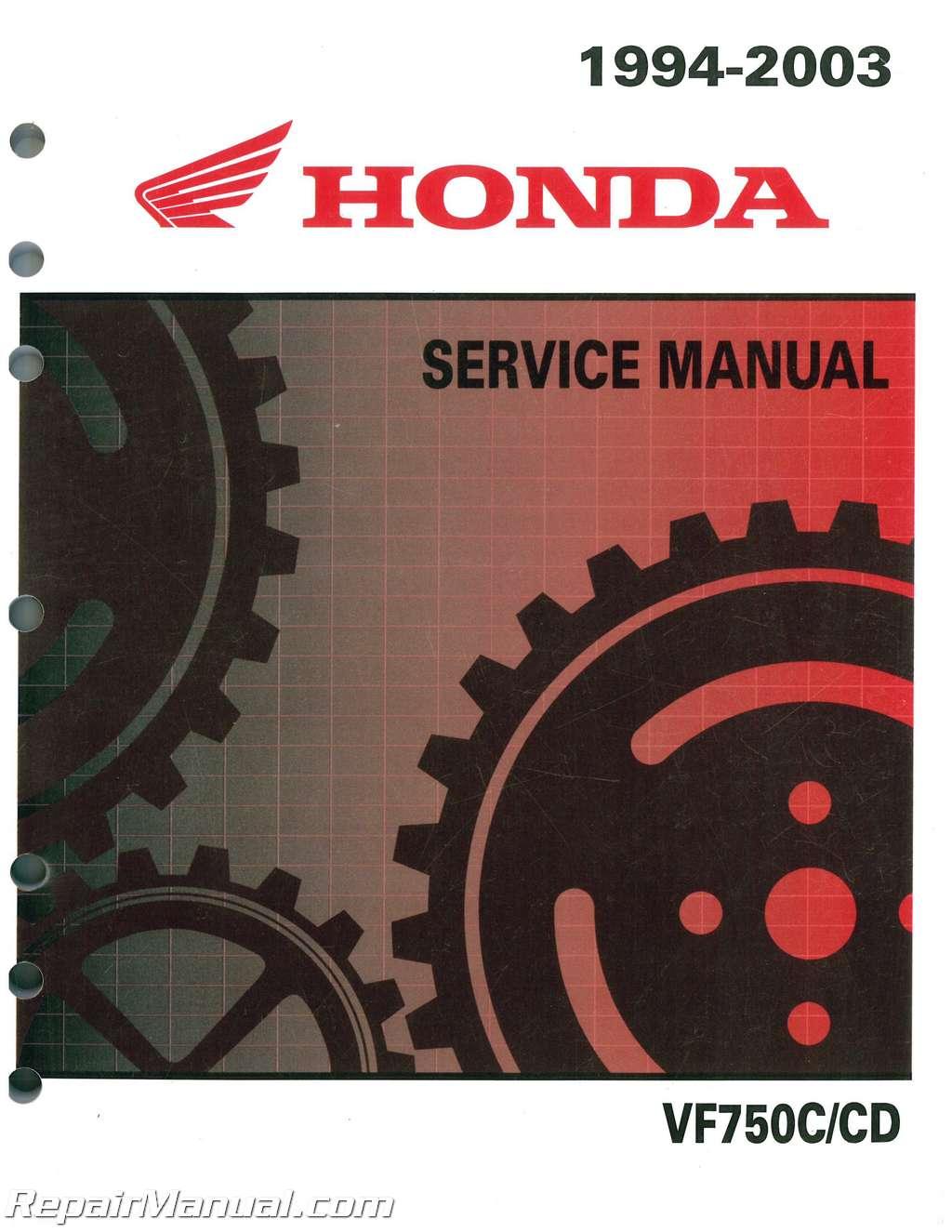 1994 2003 honda vf750c cd magna motorcycle service manual rh repairmanual  com 1994 Honda VF750C Magna 1997 Honda Magna