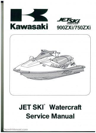 Kawasaki Personal Watercraft Manuals - Repair Manuals Online