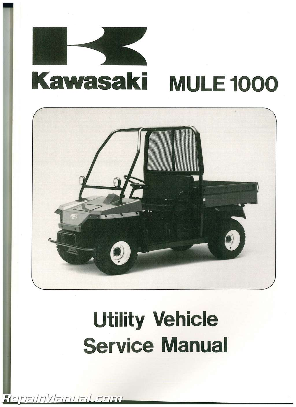 kawasaki motorcycle manuals page 83 of 89 repair manuals online rh  repairmanual com Kawasaki Mule 3010 Kawasaki Mule 2510