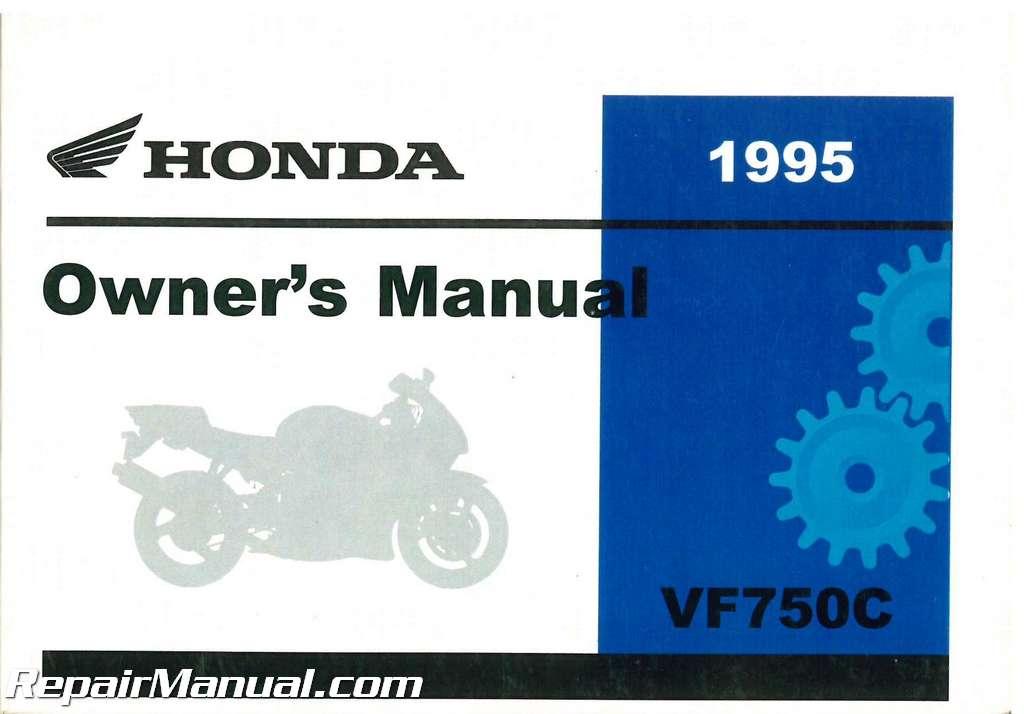 1995 honda vf750 magna motorcycle owner manual rh repairmanual com 1995 Honda Magna Vf750 About 1995 Honda Magna Deluxe