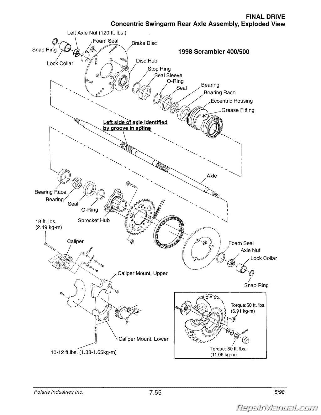 motorcycle 2 stroke wiring diagram