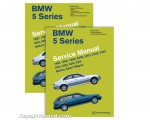 1997-2003 BMW 5-Series E39 Service Manual