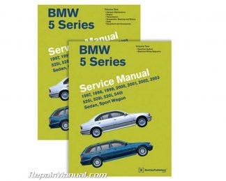 bmw e39 540i service manual
