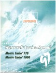 1997 Tigershark Monte Carlo 1000 Personal Watercraft Service Manual_001