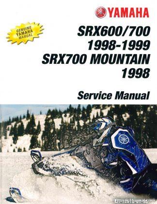 Yamaha Snowmobile Manuals Repair Manuals Online