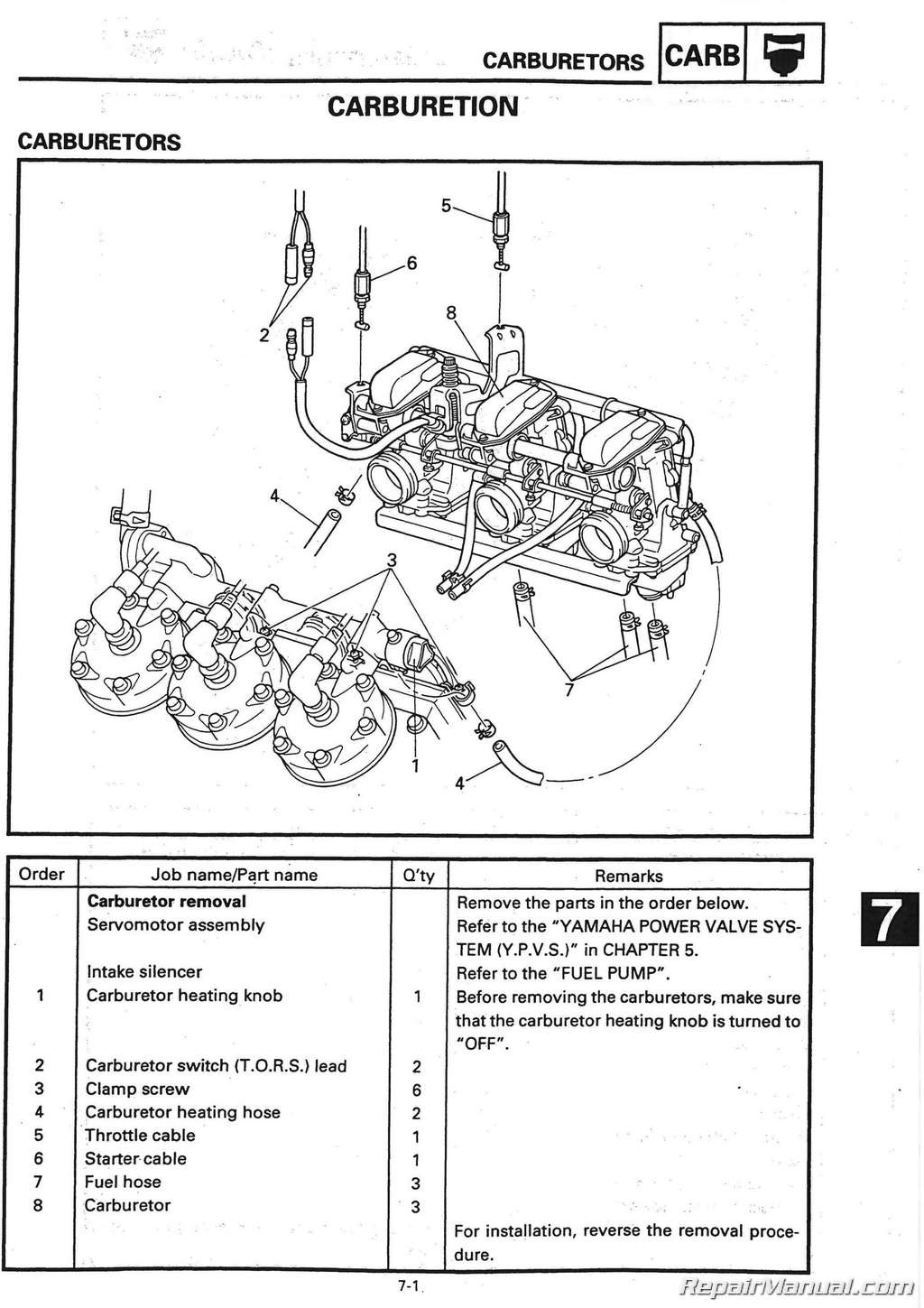 1998 1999 Yamaha SRX600 SRX700 MSRX700 Mountain SRX Snowmobile Service Manual_Page_3 diagrams 2011 srx wiring diagram cadillac srx wiring diagram Yamaha Wiring Schematic at bayanpartner.co