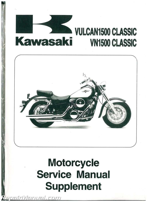 1999 Kawasaki Vulcan Nomad 1500