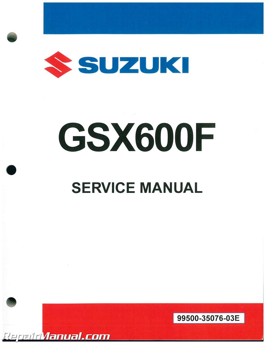 1998 2006 suzuki gsx600f katana motorcycle service manual rh repairmanual com 2006 suzuki katana 750 repair manual 2006 suzuki katana 750 manual