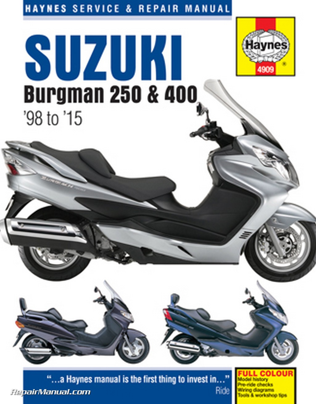 Suzuki Burgman Wiring Diagram | Wiring Diagrams on
