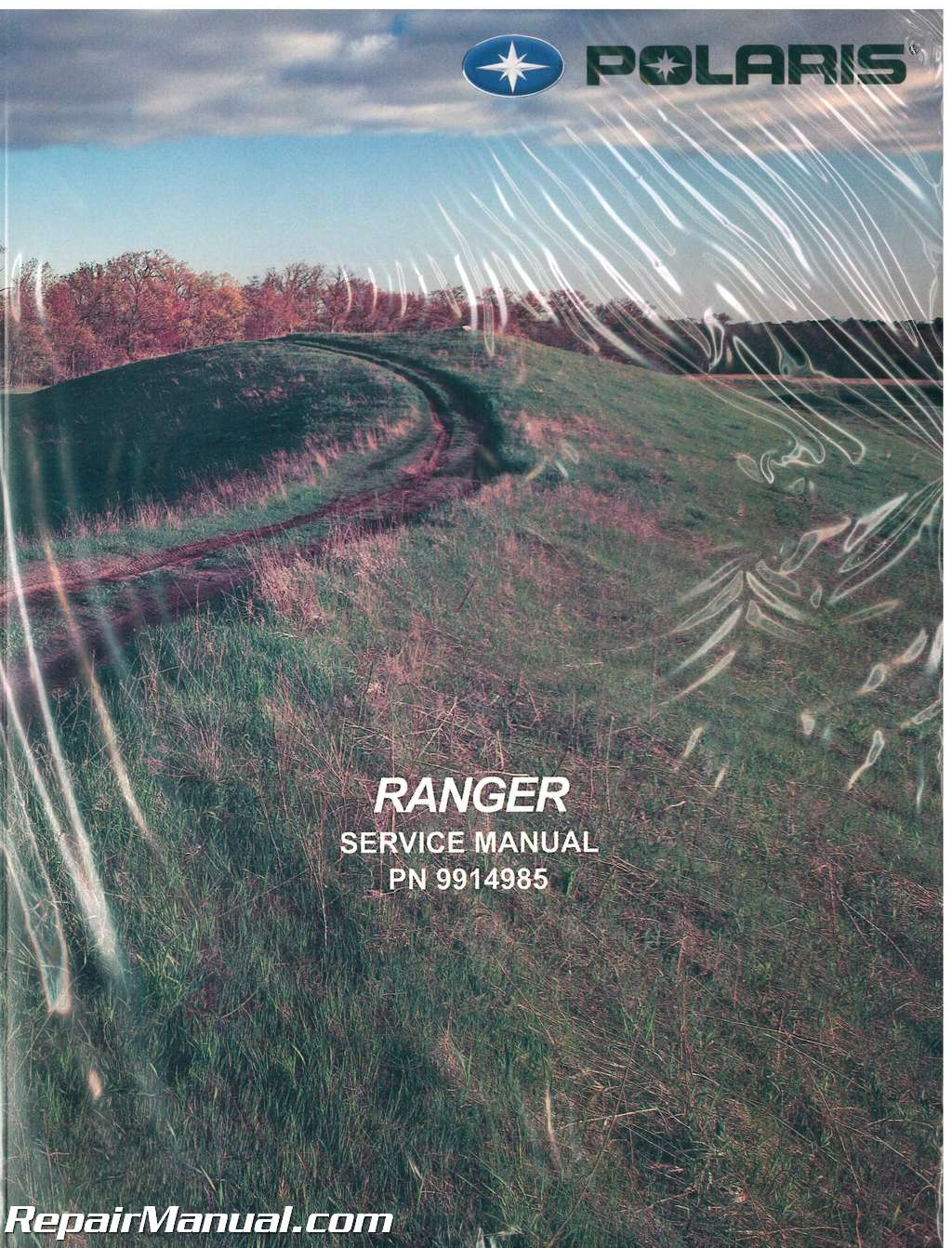 1999 Polaris Ranger 6x6 Side By Side Service Manual