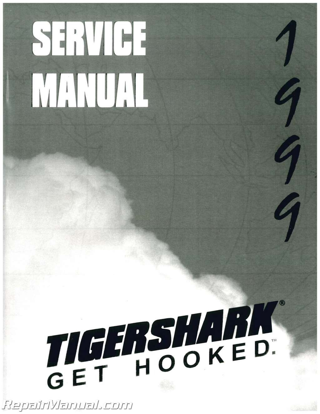 Tigershark Daytona Manual Auto Electrical Wiring Diagram 1995 Chrysler Lebaron Fuse Schematic 1999 Service