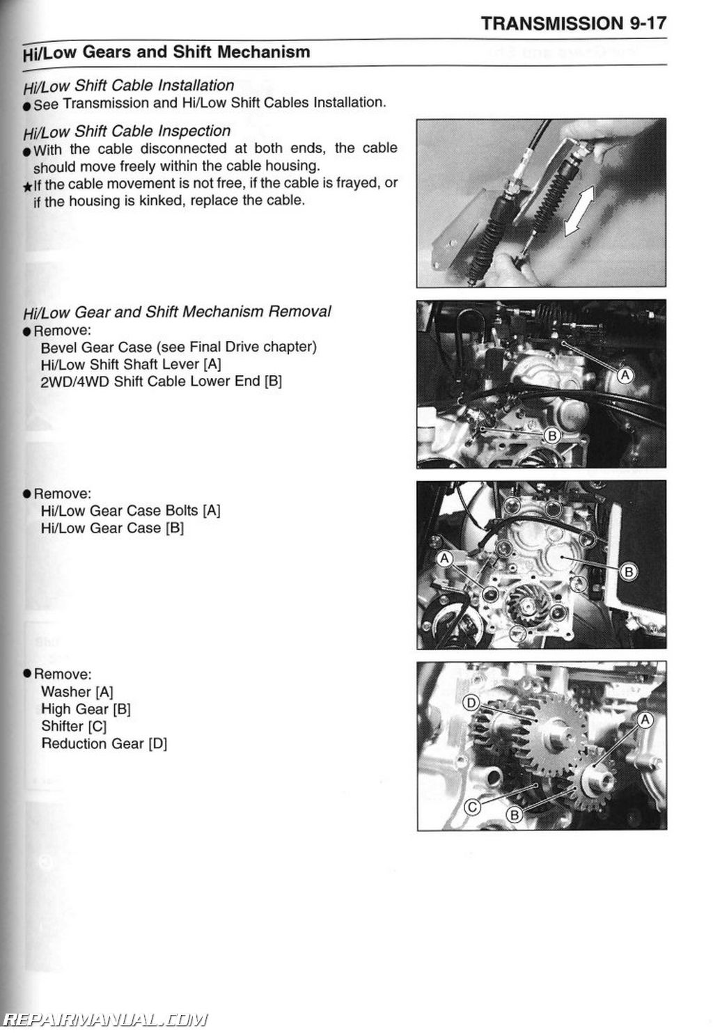 2006 Kawasaki Mule 3010 Repair Manual Various Owner Guide Wiring Diagram For 2001 2008 Kaf620 3000 3020 Service Rh Repairmanual Com 2003 Parts