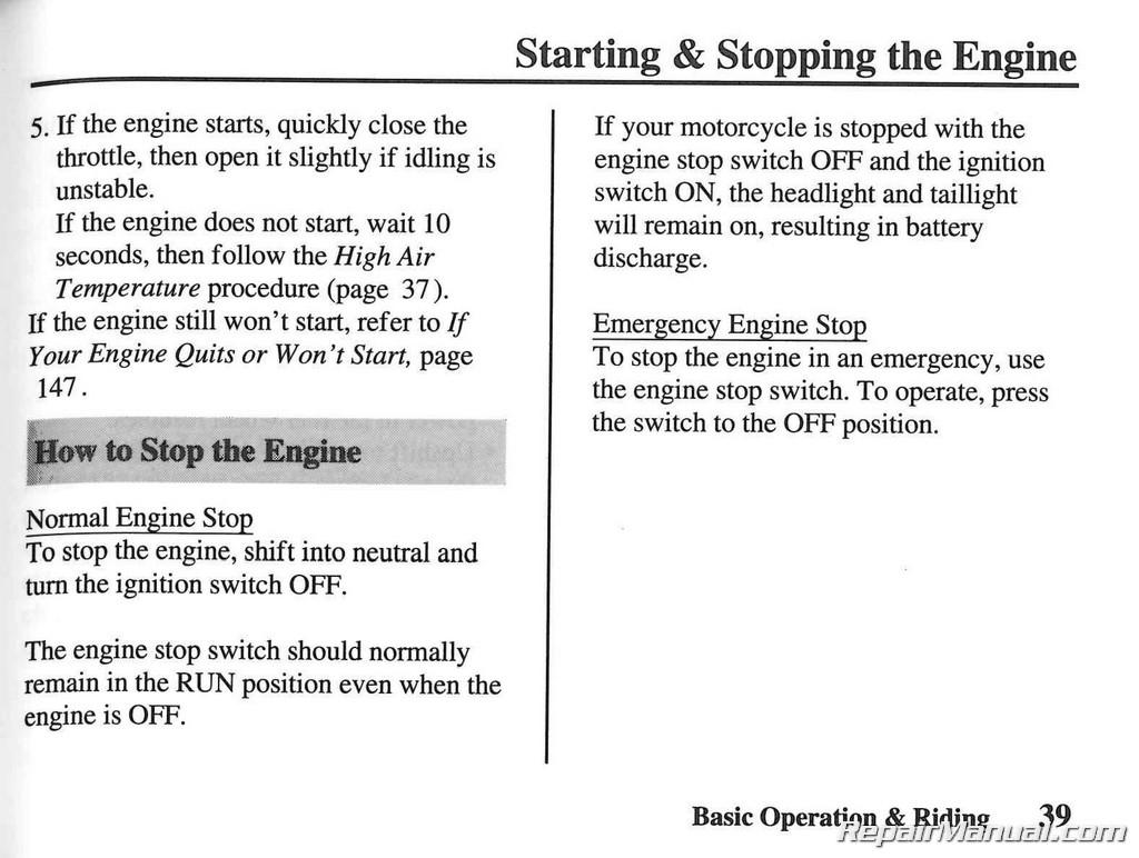 2001 honda vt750c cd ace shadow deluxe owners manual rh repairmanual com New Honda Odyssey Honda Odyssey Transmission Problems