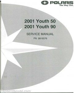 2001 Polaris Scrambler 50 90 Sportsman 90 Service Manual_003