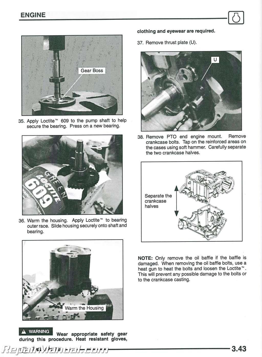 Service Manual on CD OEM 2002-2003 Polaris Sportsman 600 /& 700 ATV