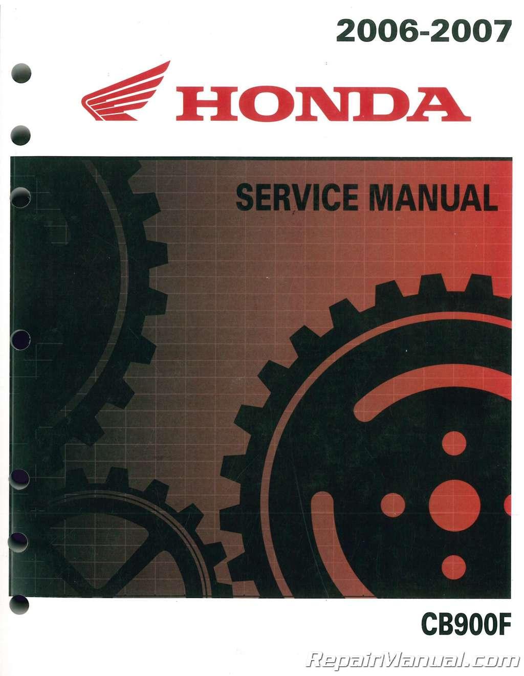2002-2007 honda cb900f / 919