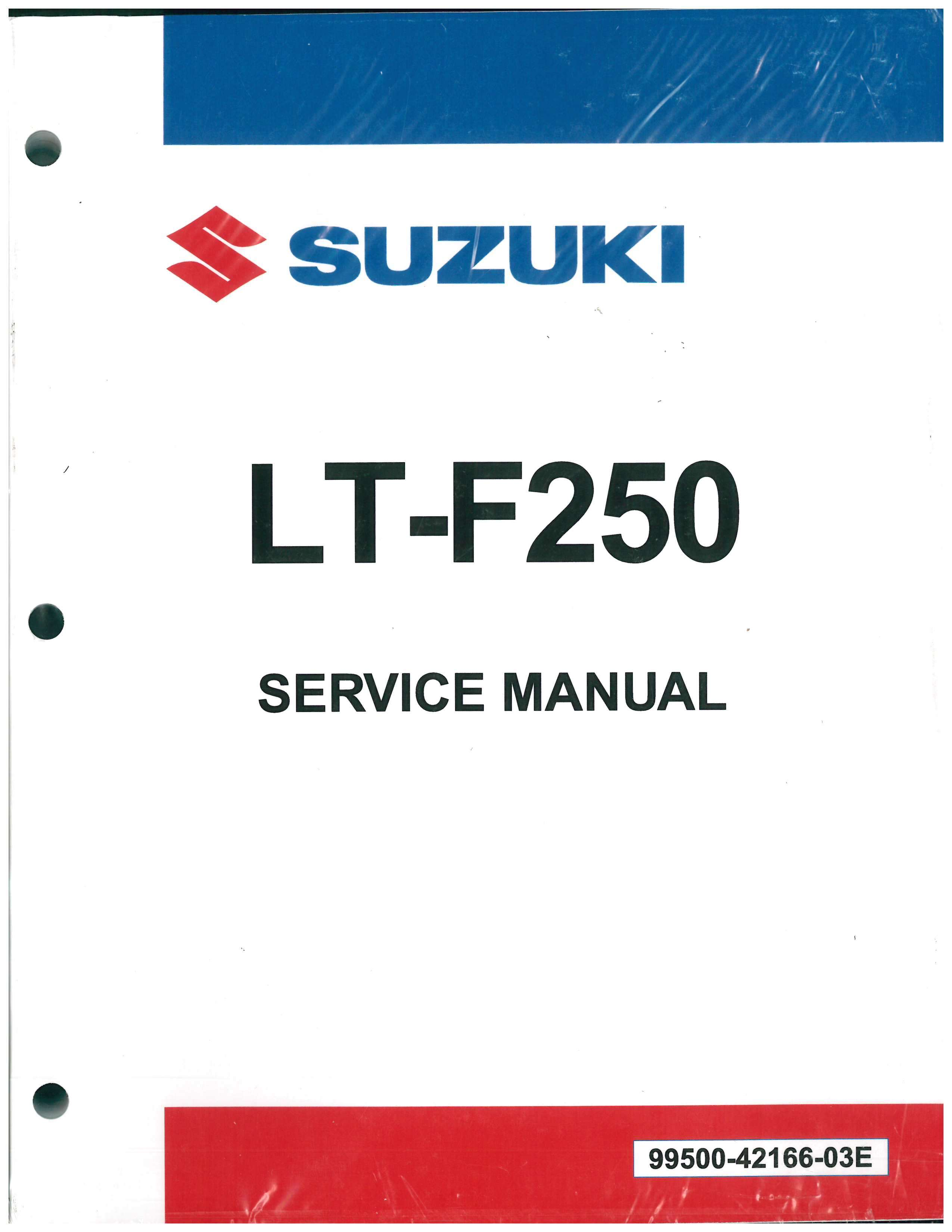 2002-2014 Suzuki LT-F250 Ozark 2WD ATV Service Manual on troubleshooting diagrams, internet of things diagrams, honda motorcycle repair diagrams, sincgars radio configurations diagrams, switch diagrams, series and parallel circuits diagrams, battery diagrams, snatch block diagrams, friendship bracelet diagrams, electrical diagrams, hvac diagrams, pinout diagrams, transformer diagrams, led circuit diagrams, gmc fuse box diagrams, lighting diagrams, electronic circuit diagrams, motor diagrams, engine diagrams, smart car diagrams,