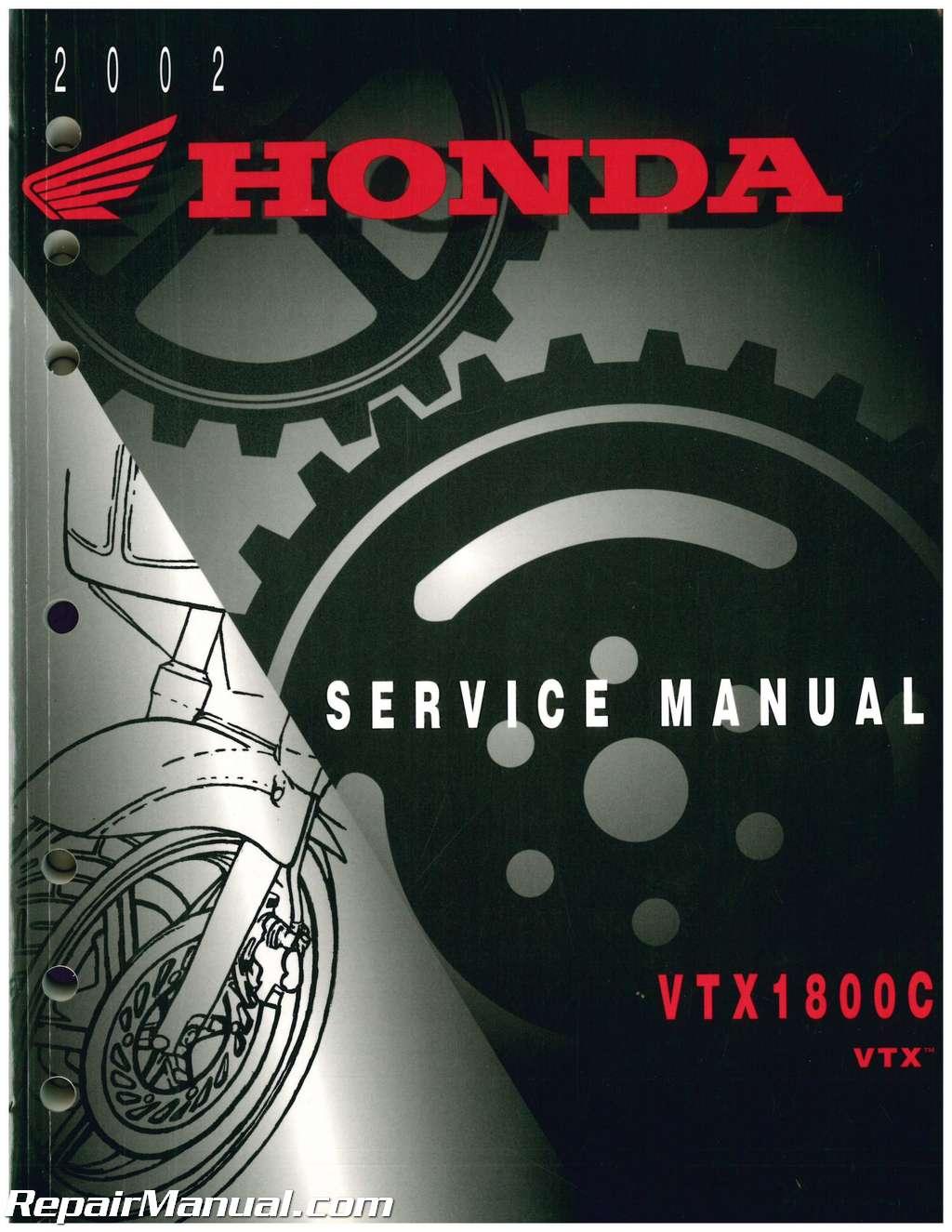 Free Motorcycle Pdf Manuals