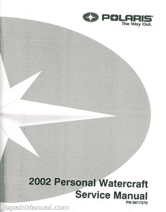 2003 Polaris Msx 140 Service Manual border=