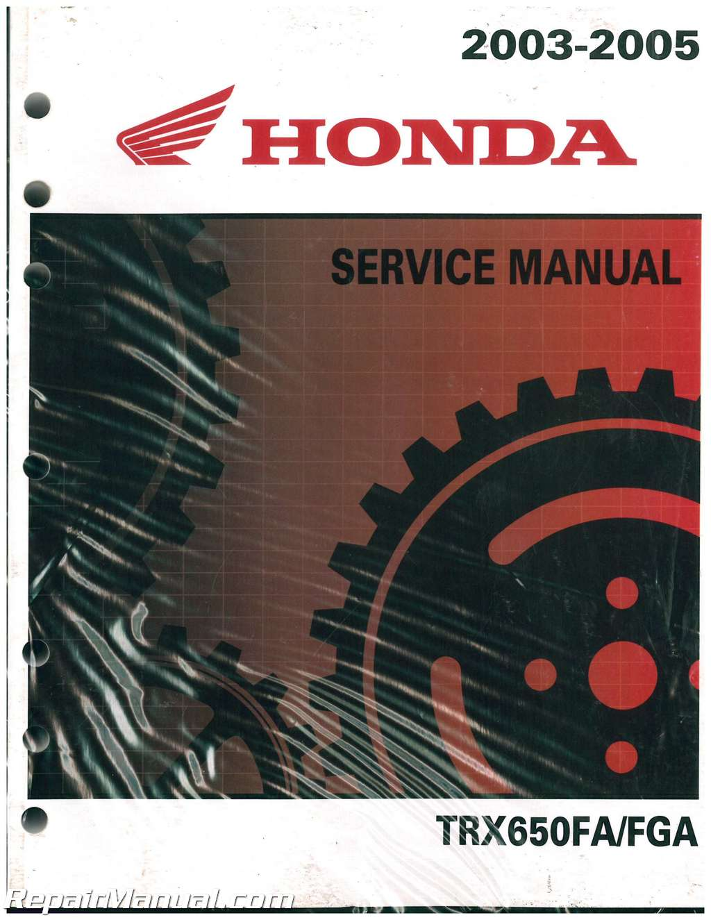 Admirable 2003 2004 2005 Honda Trx650 Rincon Atv Service Manual Wiring Cloud Hisonuggs Outletorg