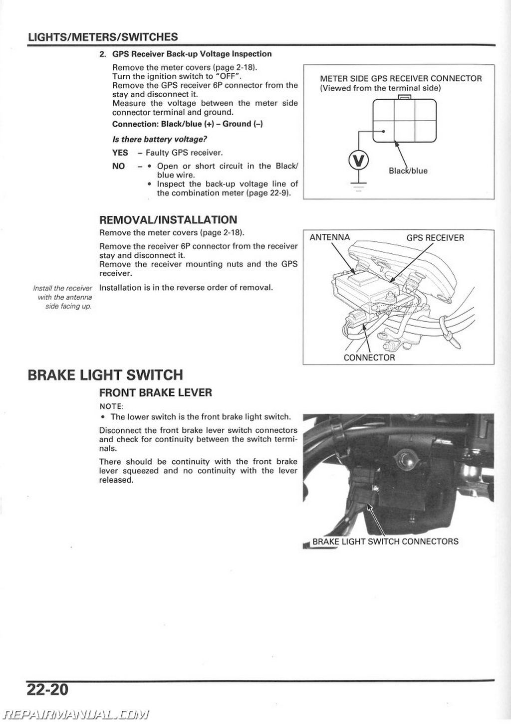 Honda trx rincon service manual by