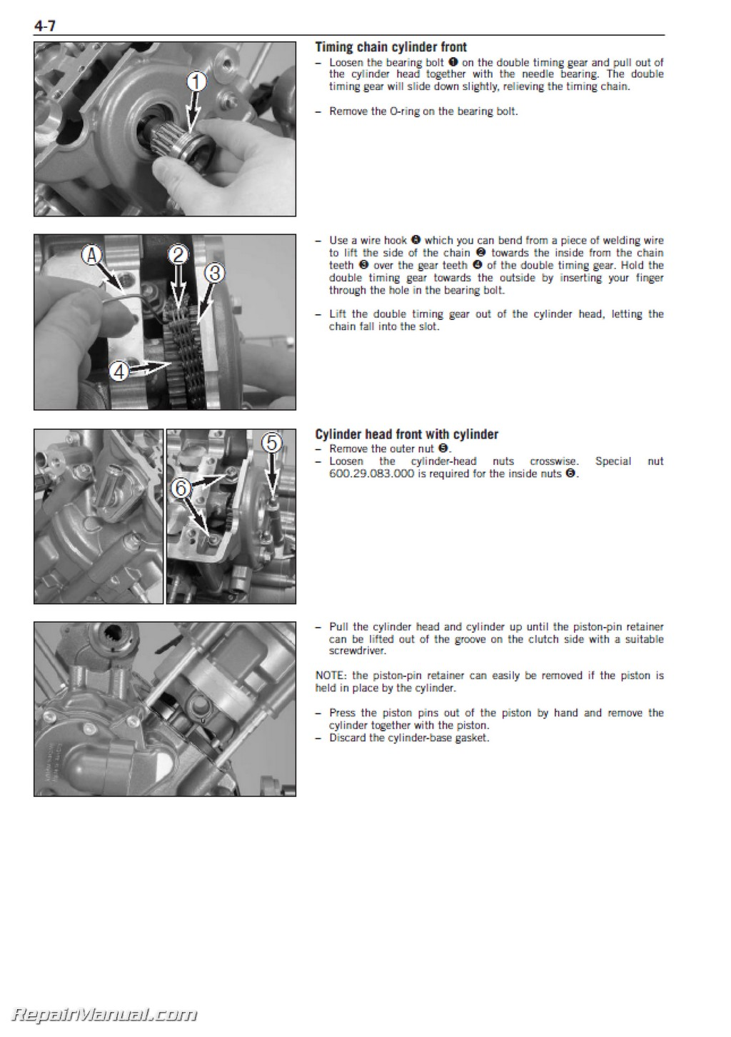 2003 2007 ktm lc8 950 990 v twin motorcycle engine repair manual 2003 2007 ktm lc8 950 990 v twin motorcycle engine repair manual page 2