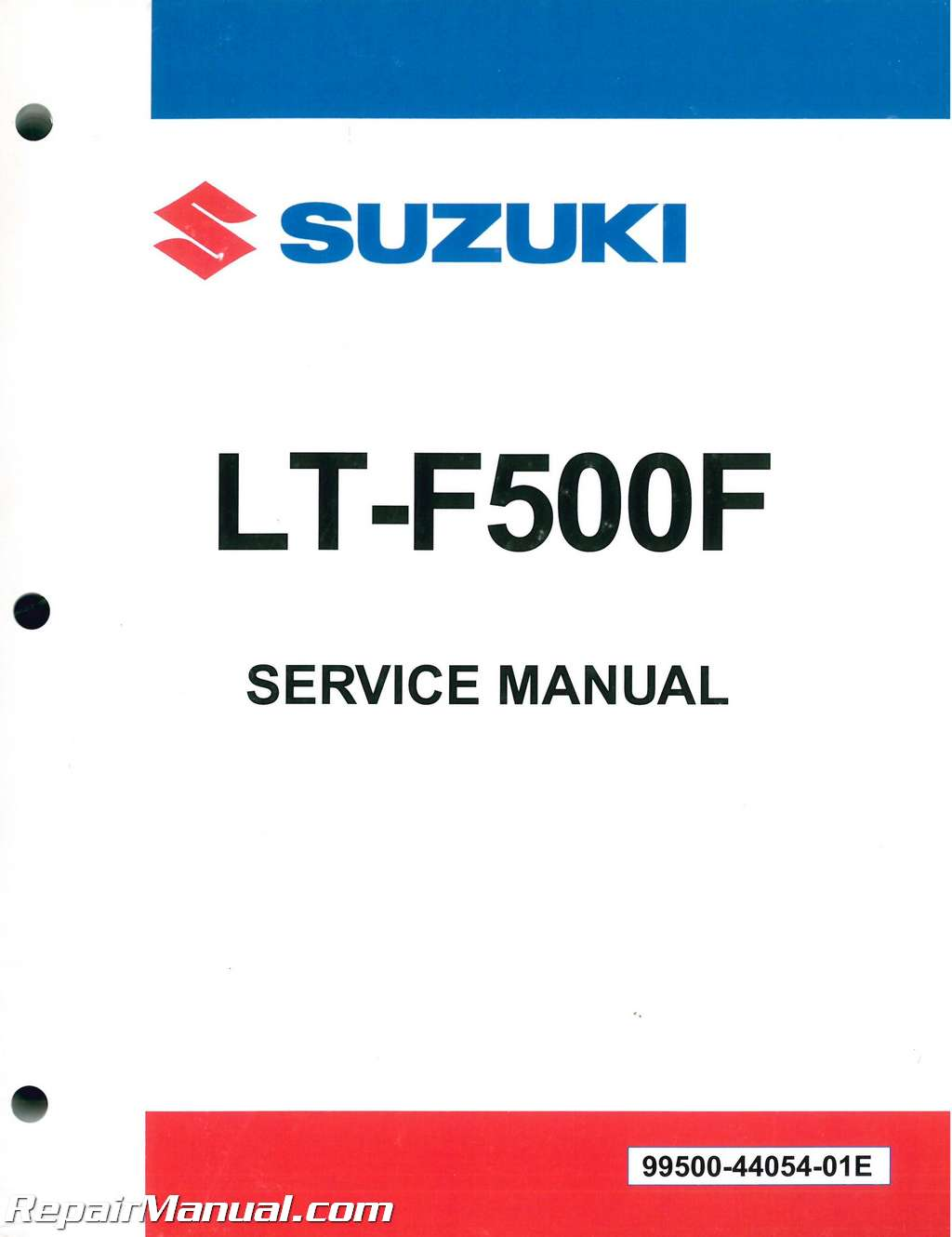 2003 2007 lt f500f vinson 4 4 suzuki atv service manual rh repairmanual com suzuki atv 400 service manual atv suzuki lta700 king quad 700 service manual .pdf
