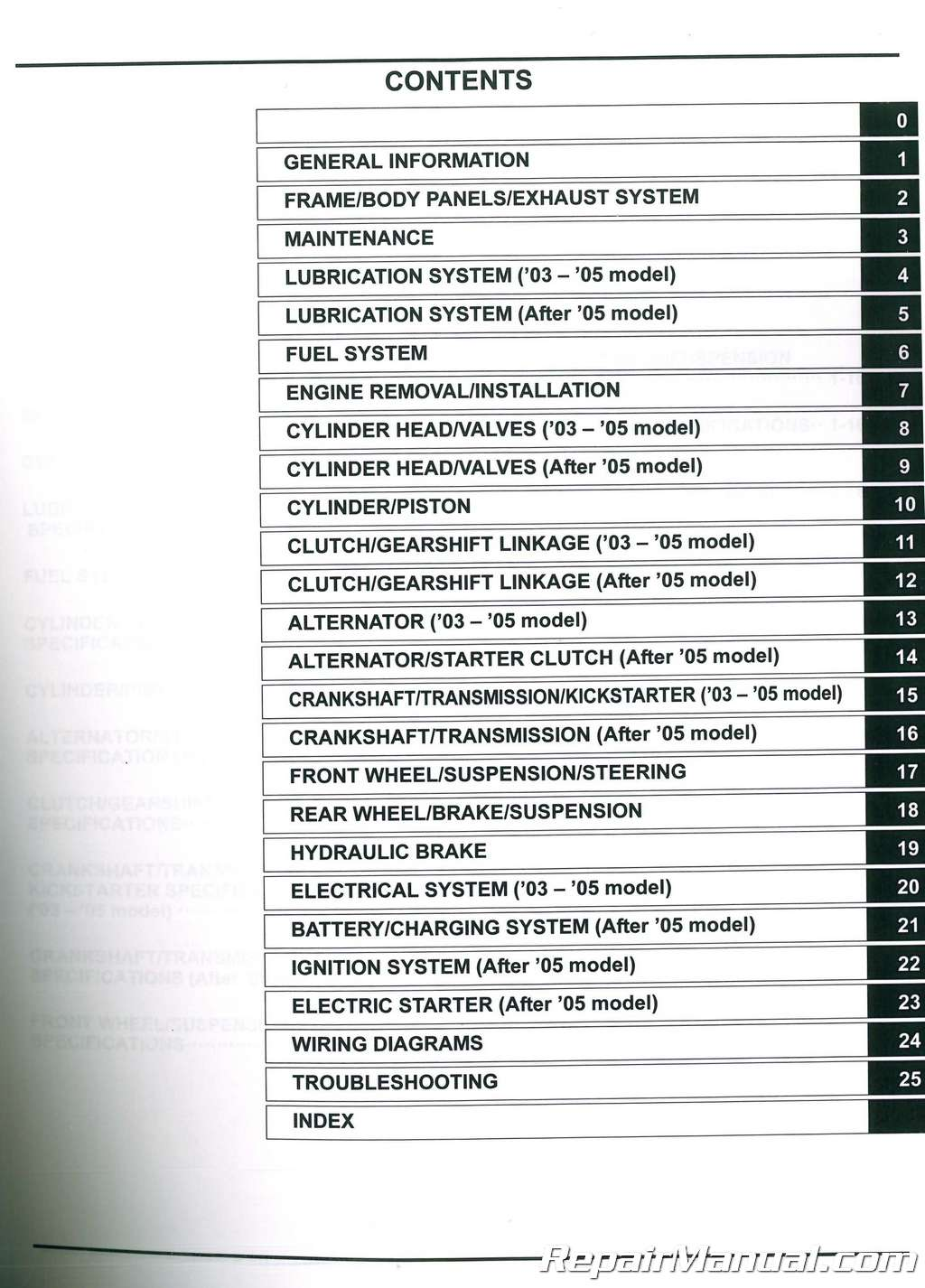 2003 2017 honda crf150f motorcycle service manual rh repairmanual com 2009 honda crf150f service manual honda crf150f service manual pdf