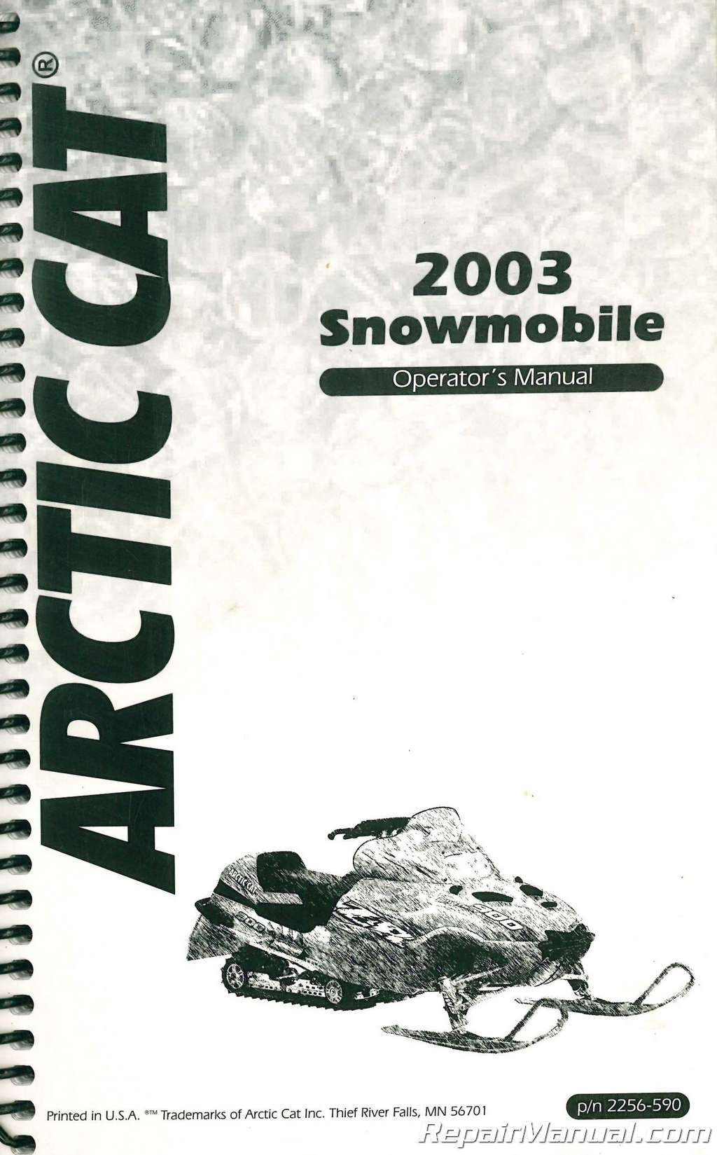 31 Arctic Cat Snowmobile Parts Diagram