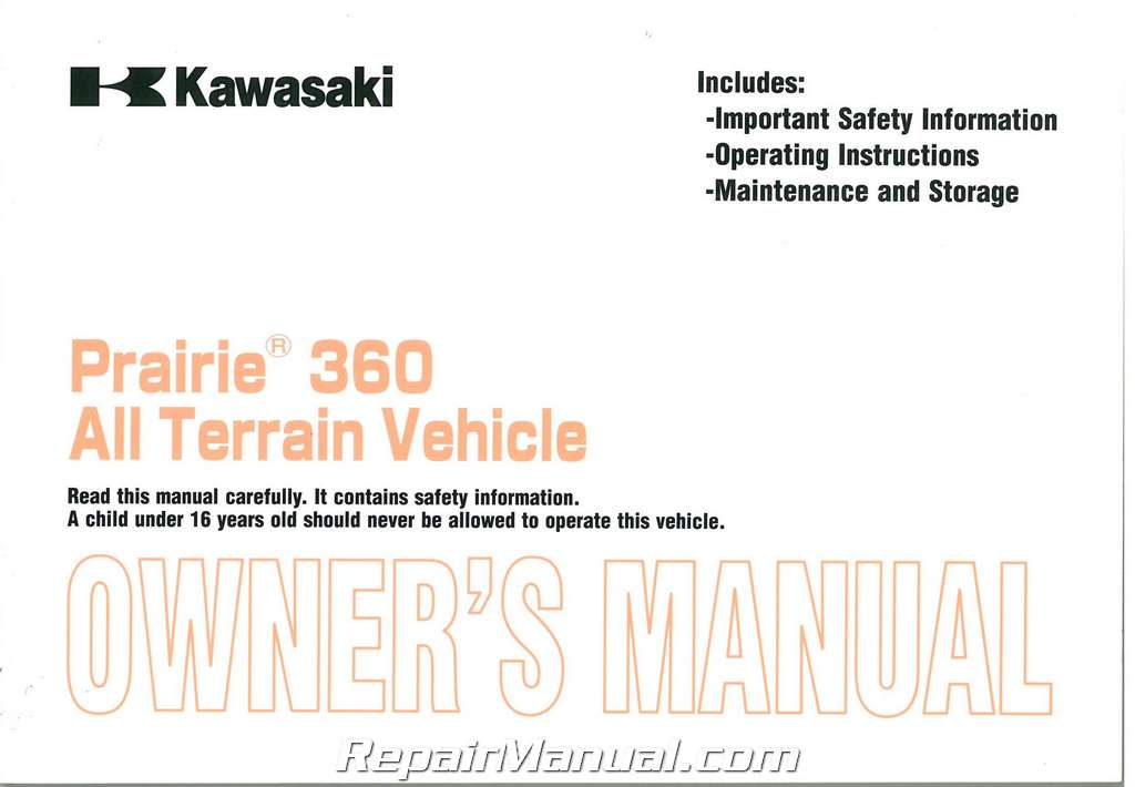 1984 kawasaki kdx250 owners manual service manual motorcycle water damaged 84