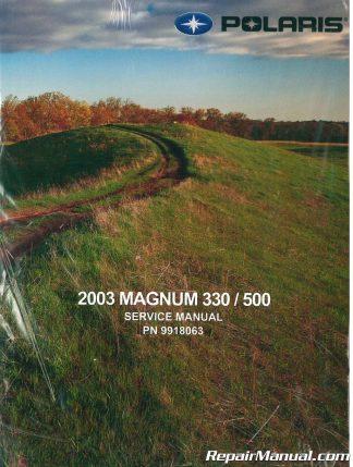 2001 polaris magnum 325 500 atv service manual Polaris Xplorer 500 4x4 Wiring Diagram