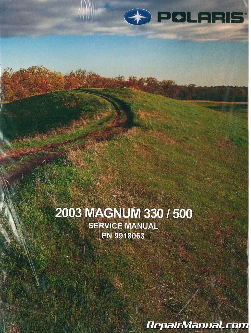2002 polaris magnum 325 500 atv service manual.