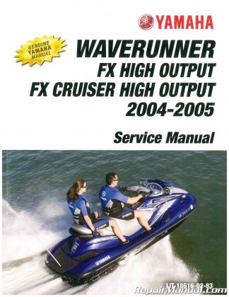 Yamaha Waverunner Troubleshooting