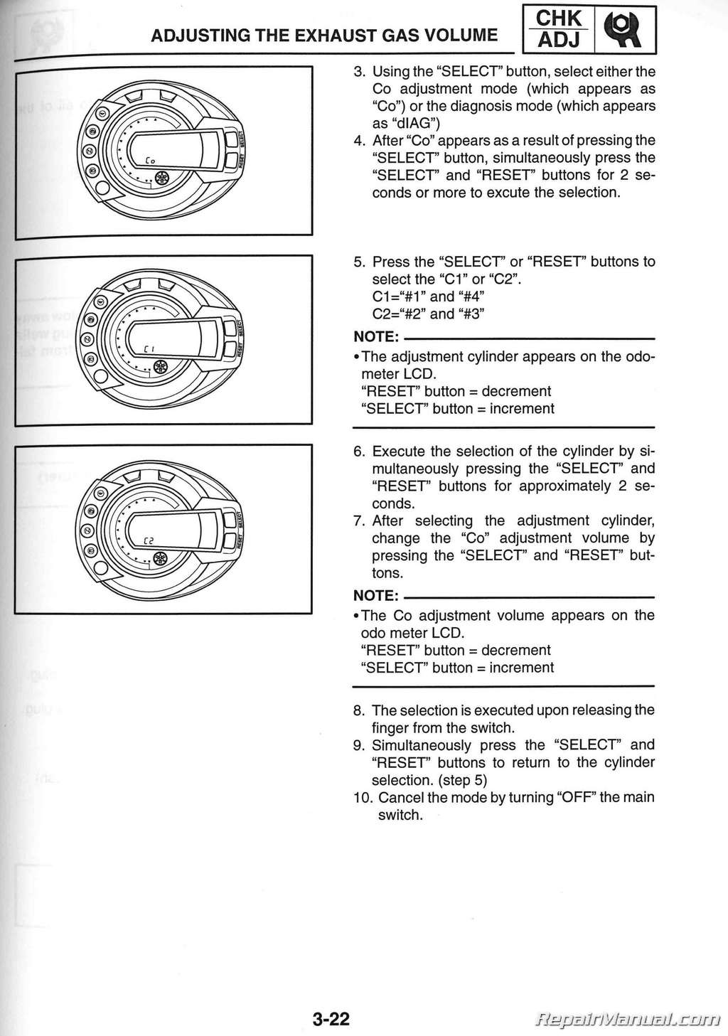 Official 2004 2006 Yamaha Fz6 Factory Service Manual Lit 11616 Fz 61 on yamaha golf cart parts diagram