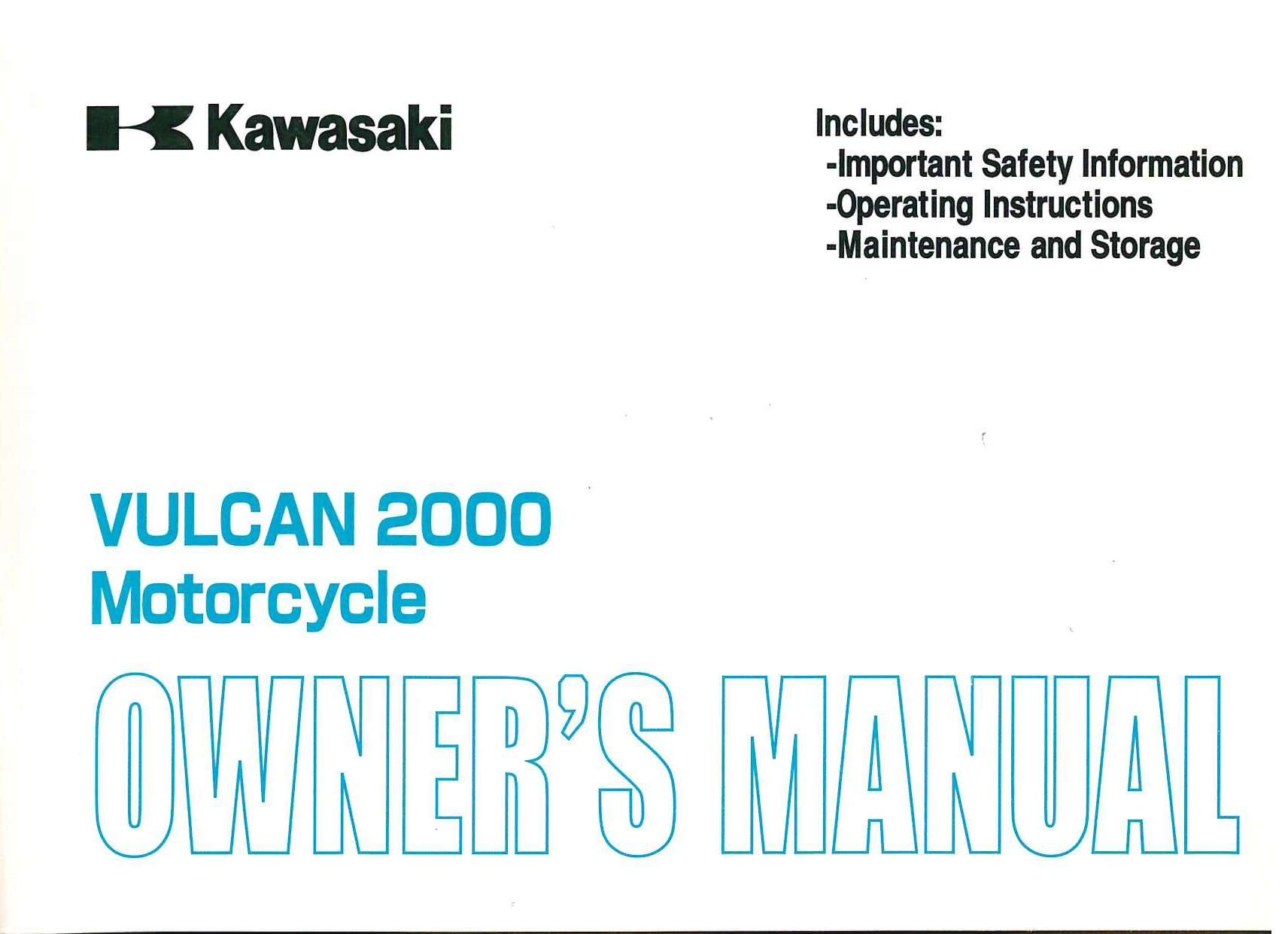2004 kawasaki zx10r owners manual