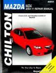 2004-2011 Mazda 3 Auto Repair Manual By Chilton
