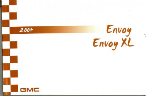 2004 gmc envoy envoy xl owners manual rh repairmanual com 2003 gmc envoy xl owners manual pdf 2003 gmc envoy xl slt owner's manual