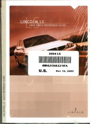 Lincoln Lst on Lincoln Ls Review 2004