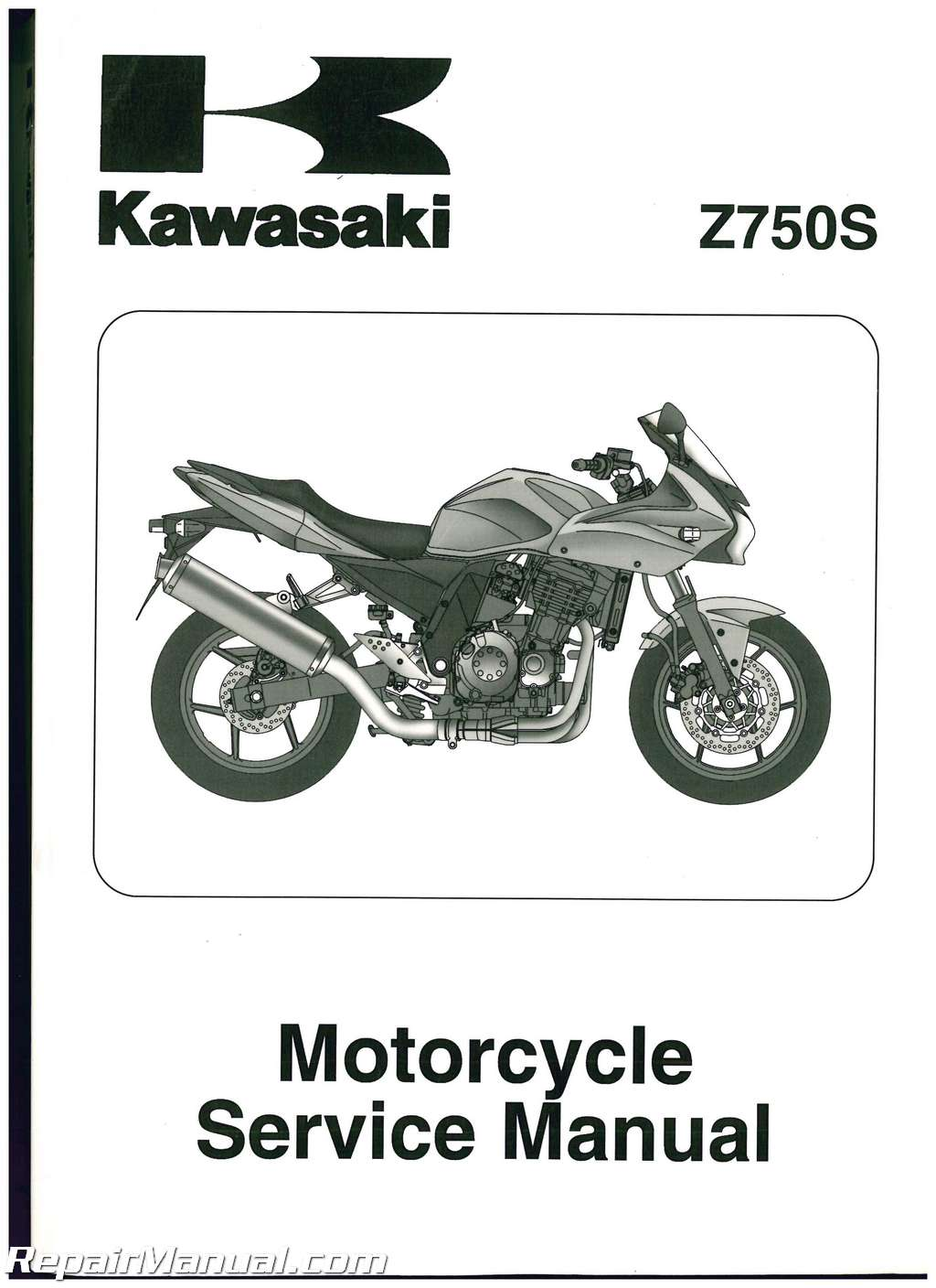 2005 2007 kawasaki z750s zr750k motorcycle service manual 2006 kawasaki z750s owners manual kawasaki z750s manual download