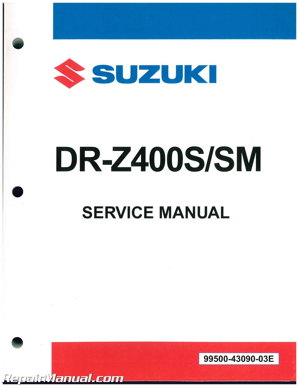 2005 2011 suzuki dr z400sm supermoto 2000 2011 dr z400s paper rh repairmanual com suzuki drz 400 owners manual suzuki drz 400 owners manual pdf