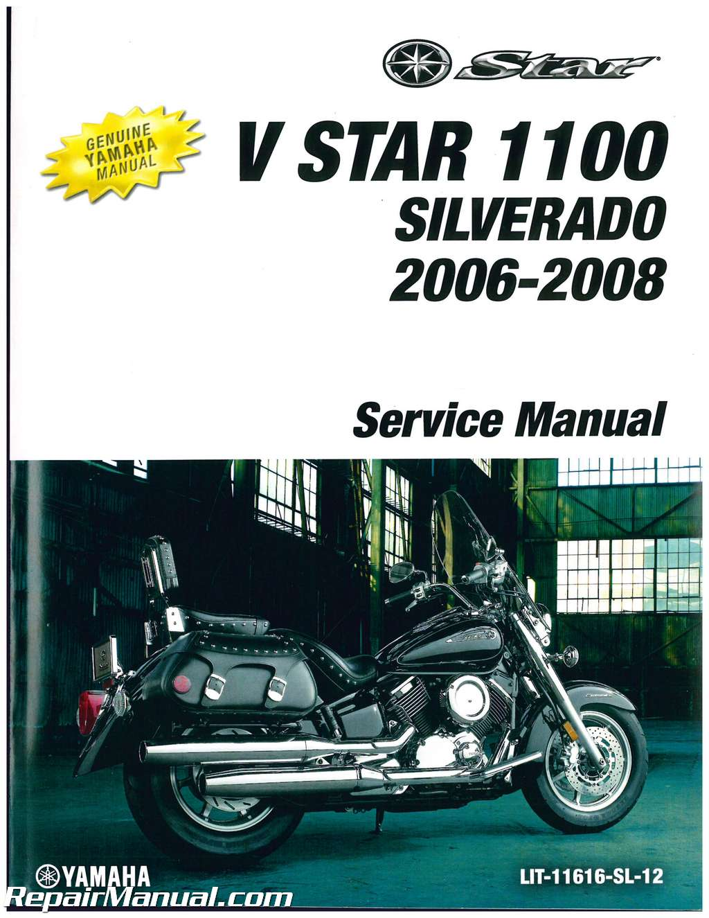 yamaha motorcycle manuals page 27 of 117 repair manuals online rh repairmanual com 2006 Yamaha Roadliner Review 2006 Yamaha Stratoliner Specs