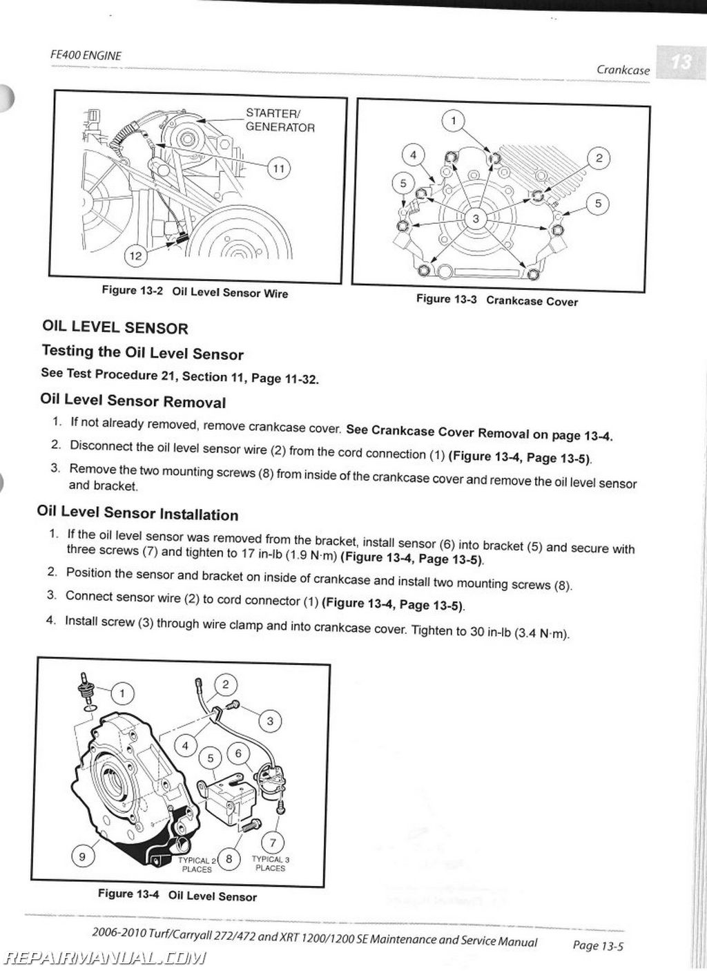 Club Car Carryall Wiring Diagram Library 2006 2010 Turf 272 472 Xrt1200 Se Rh Repairmanual Com