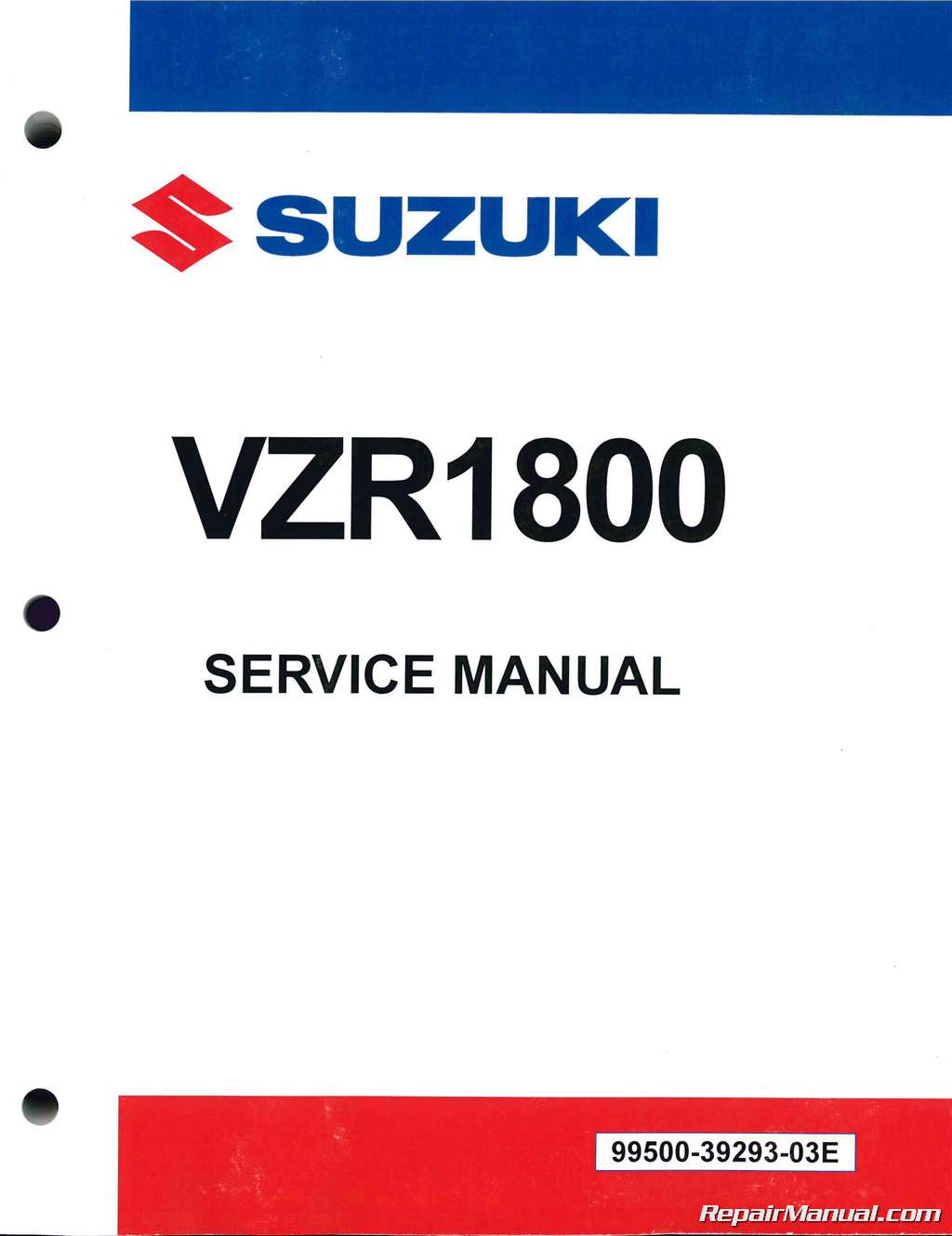 Suzuki Boulevard Mrepair Manual