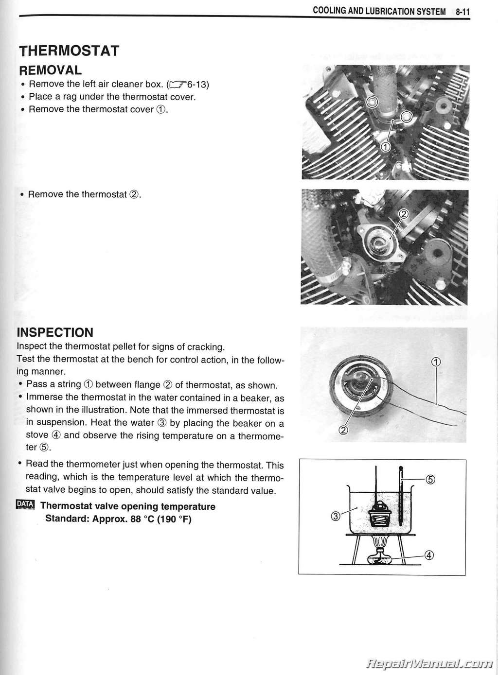 Suzuki Vzr M Boulevard Service Manual Page on Motorcycle Turn Signal Wiring Diagram