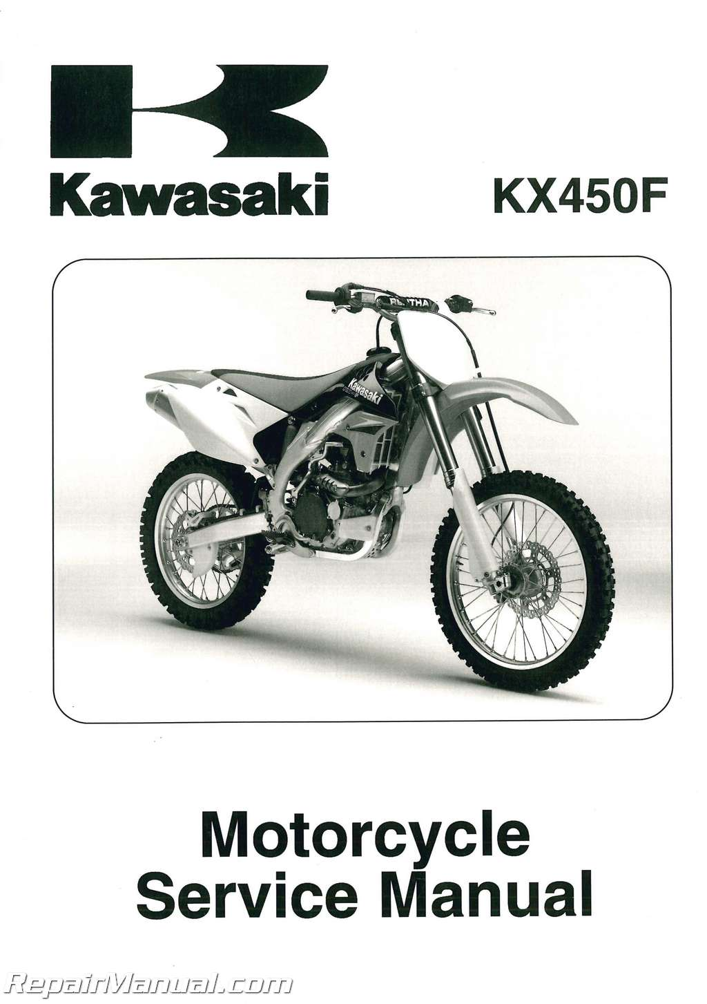 2006 kawasaki kx450f service manual rh repairmanual com 2013 kx450f service manual download kx450f service manual 2017